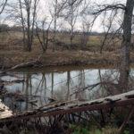 Мост не устоял, р. Пекша, д. Аббакумово