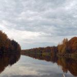 Клязьма - Осень, д. Аббакумово